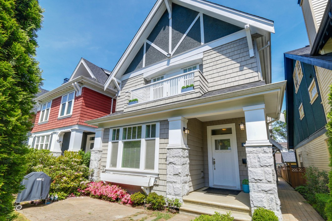 Yvr 4 Sale 187 439 W 16th Ave Heritage Style 1 2 Duplex In