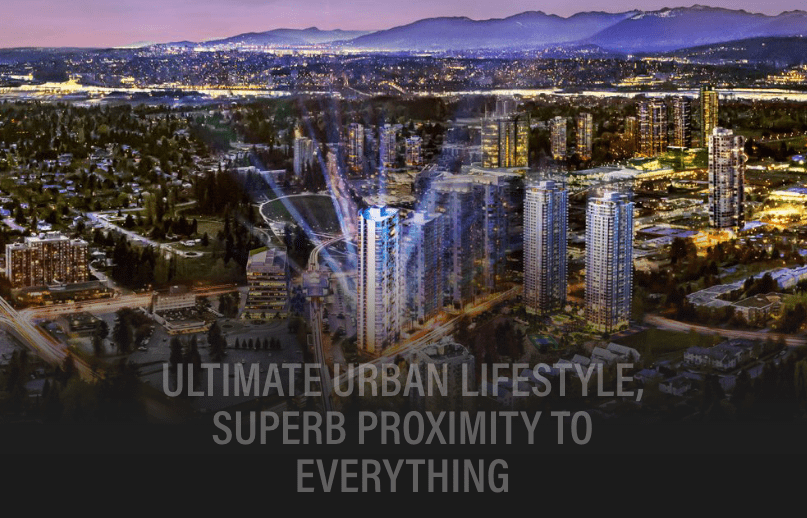 Downtown Surrey is in hot demand with qualified, approved tenants who want affordable luxuries