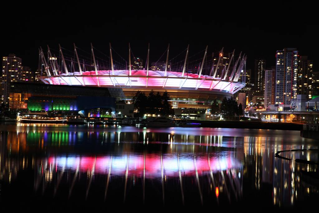 Vancouver becoming international sports destination