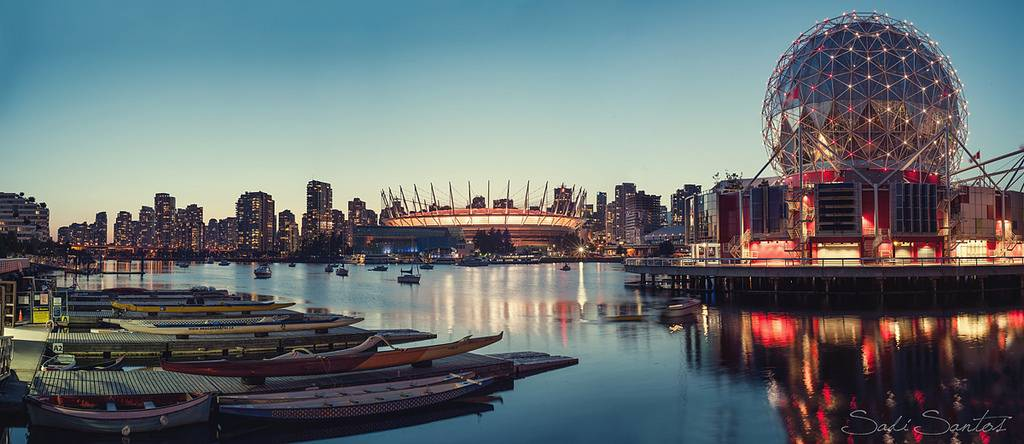 Vancouver Commits to Keeping False Creek Waterways Clean