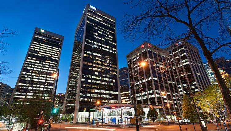 Wave of new office space set to hit downtown Vancouver